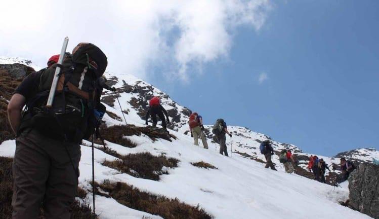 17 Days Mera Peak Climbing