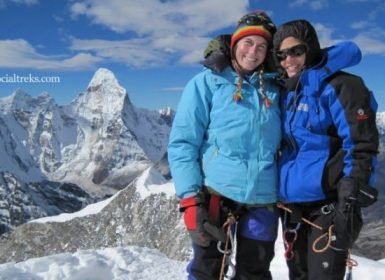 5 most popular peak climbing in nepal