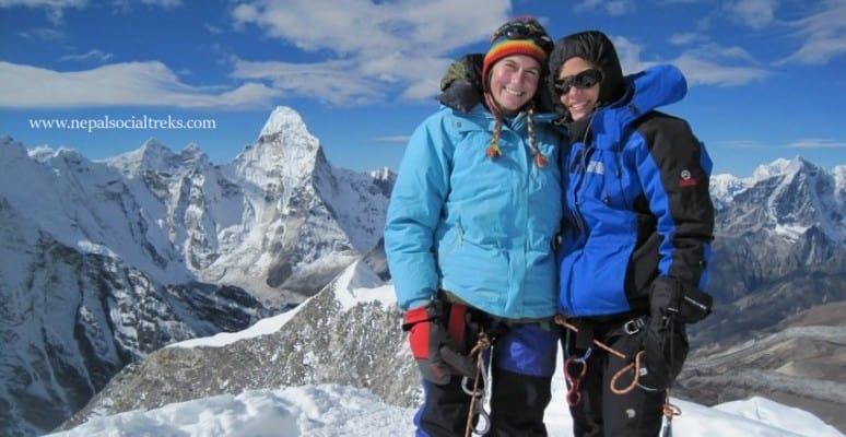 5 most popular peak climbing in nepal