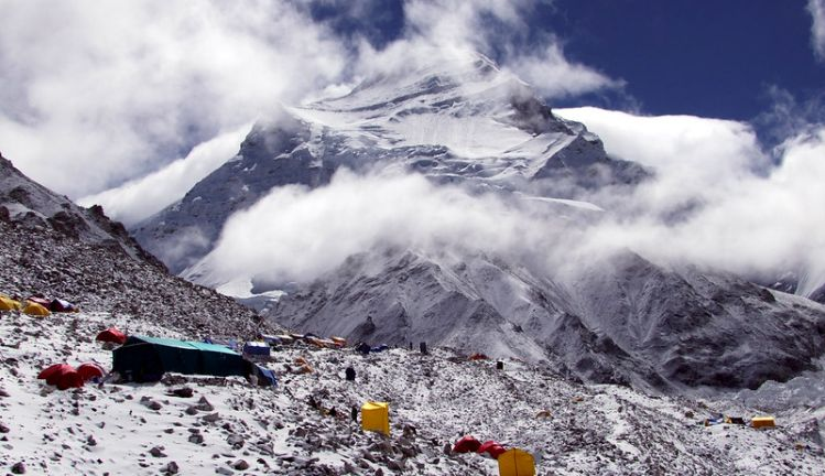 Cho Oyu Expedition 2
