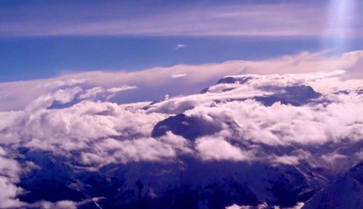 Daily Mountain Flight