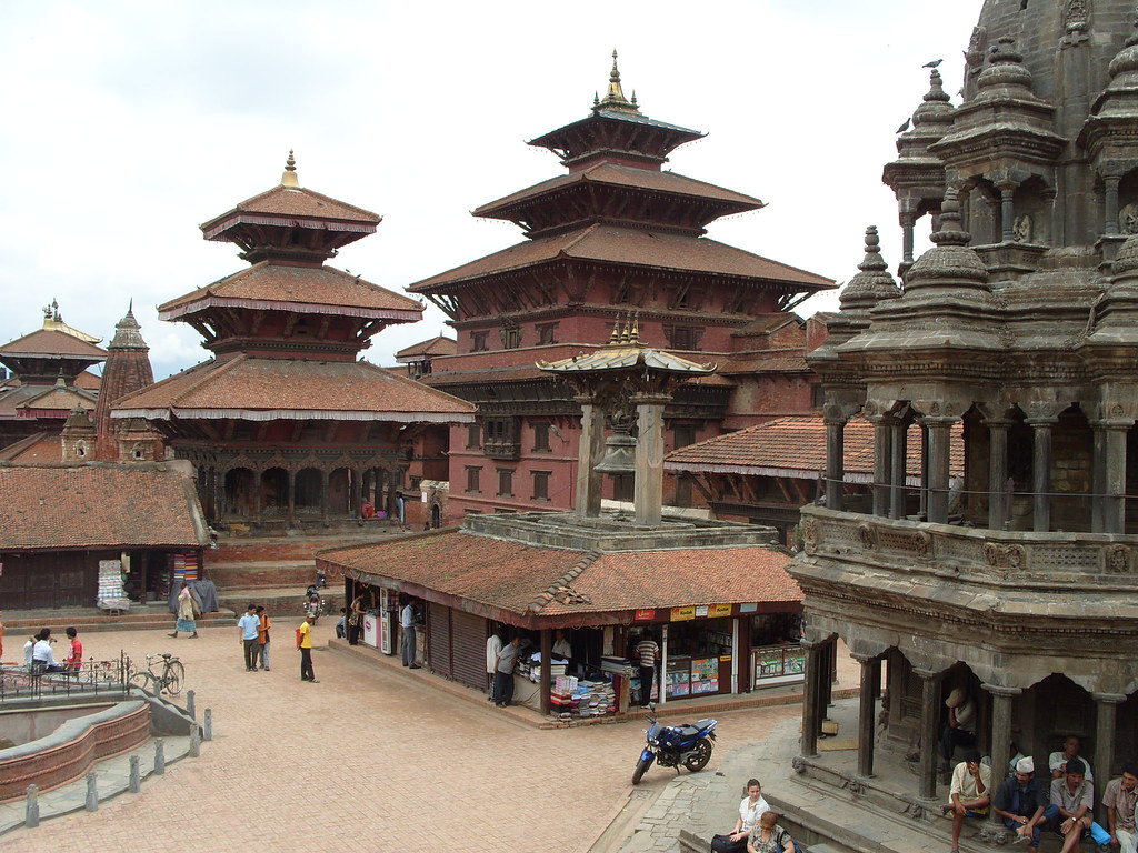 Day Tour Patan And Bhaktapur