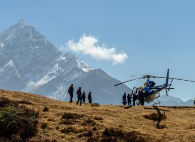 Everest Base Camp Helicopter Sightseeing Tour