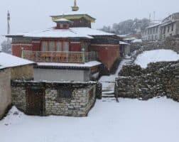 Everest High Passes