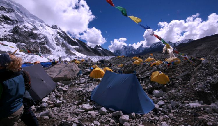 Everest High Passes Trek