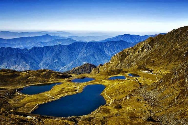 Panch Pokhari Trek 4
