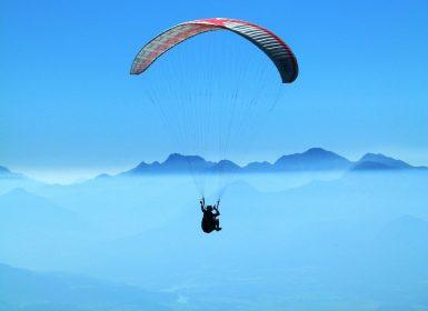 Pokhara - Sarangkot Paragliding - Nepal Social Trek
