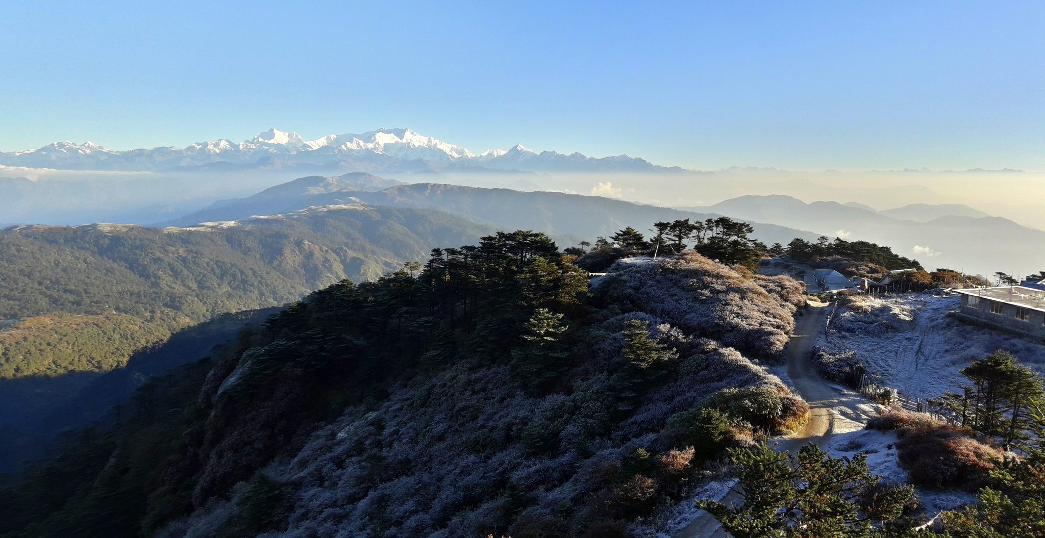 Sandakpur Home Stay Trek