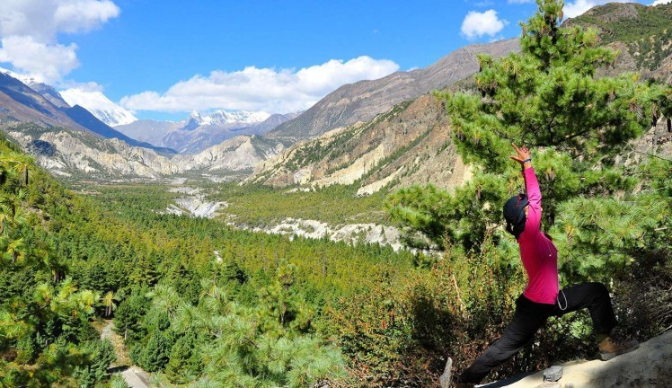 adventure Yoga Trek
