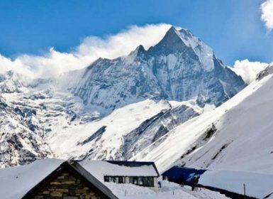 annapurna base camp trekking vs everest base camp trekking