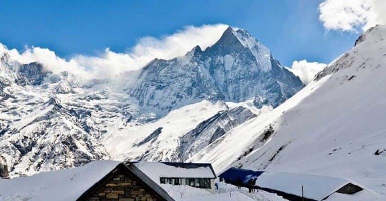 annapurna base camp trekking vs everest base camp trekking