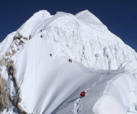 easiest peak climbing and expeditions in nepal