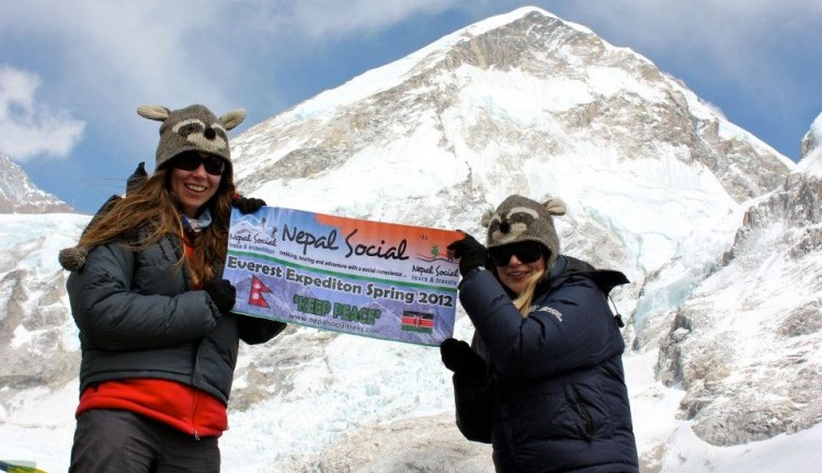 everest expedition 8848 m
