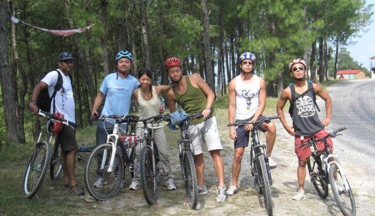 Kathmandu Valley Bike Adventure