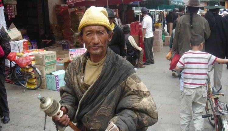 man Tibet Overland
