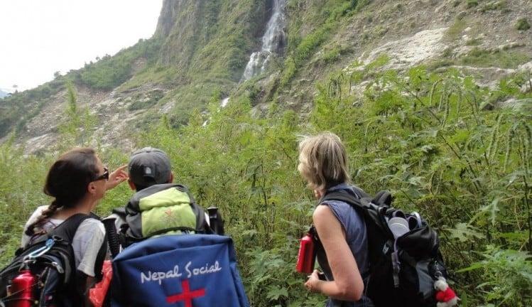 nepal social treks travel