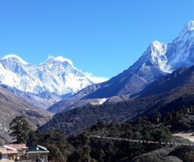 top 7 seven best trekking destination nepal