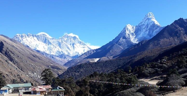 top 7 seven best trekking destination nepal