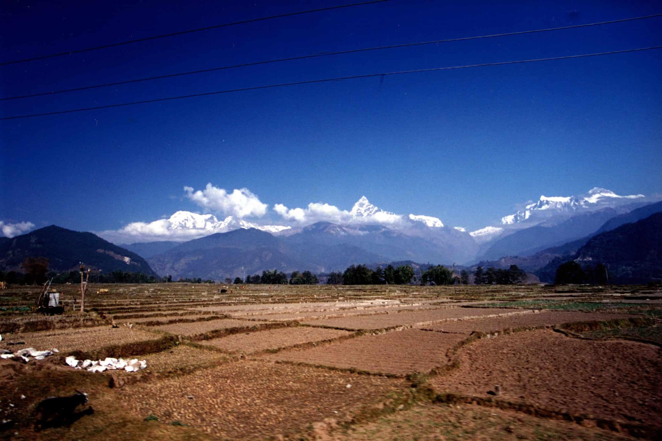 valley of pokhara