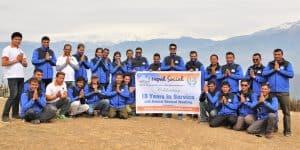 Nepal Social Trek Team