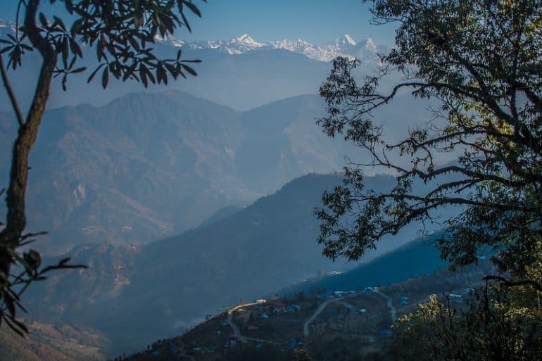 Ganesh Himal 1