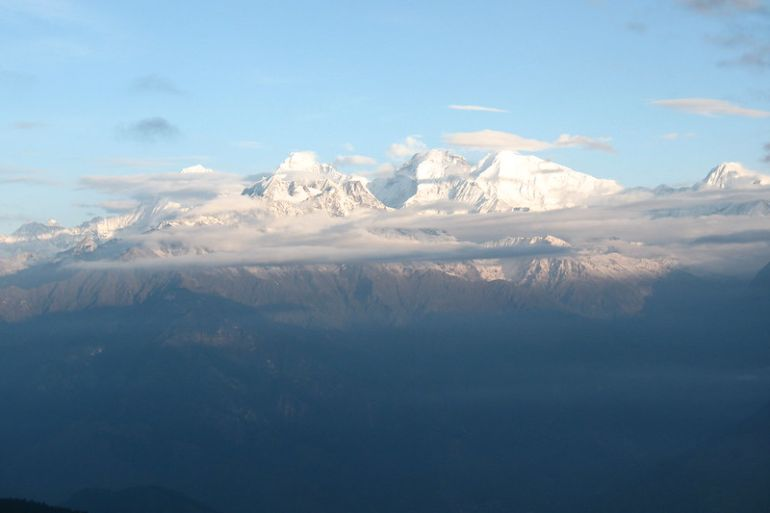 Ganesh Himal 2