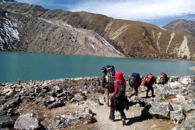 Gokyo Chola Pass 2