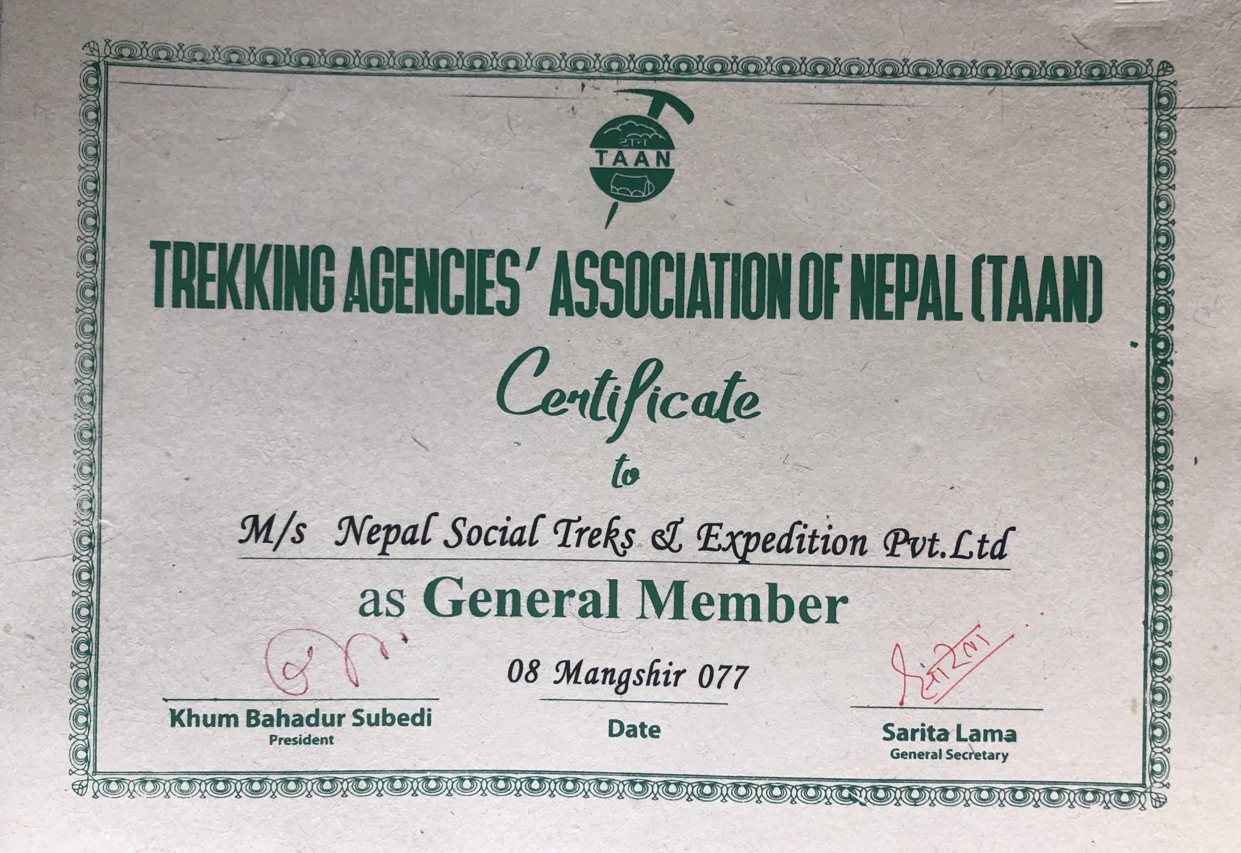 Taan_Nepal_Social_Treks