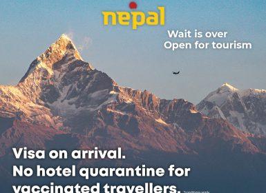 Nepal is open